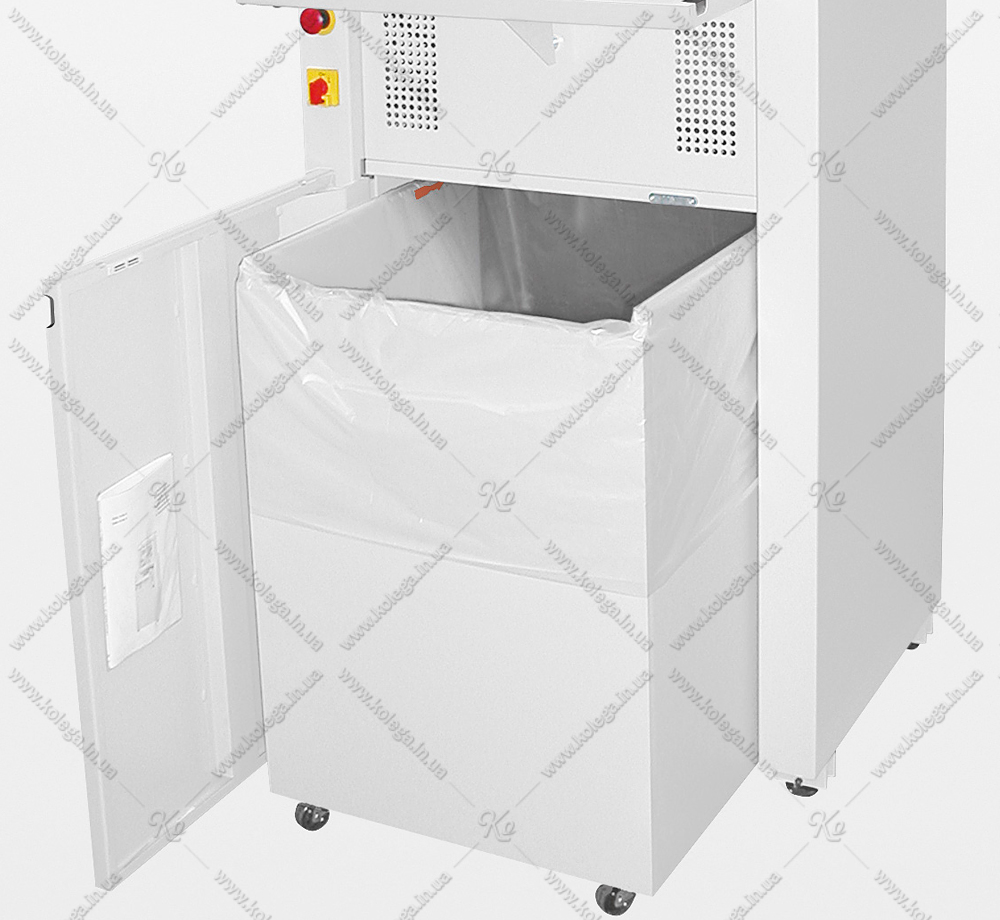 Paper shredder (shredder) EBA 5300