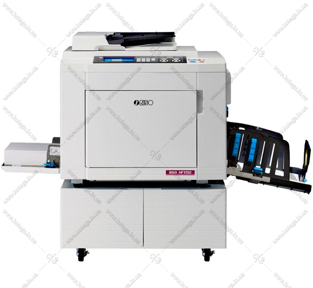 Duplicator two colored А3 RISO MF-9350