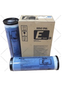 Ink for duplicator RISO BLUE RZ S-7196E