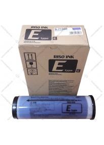 Ink for duplicator RISO MEDIUM BLUE S-7198E