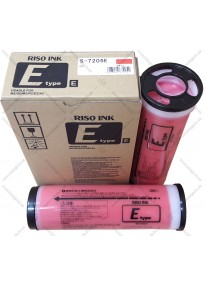 Ink for duplicator RISO RED RZ S-7205E