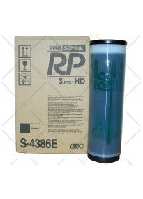 Ink for duplicator RISO RP-HD BLACK S-4386E