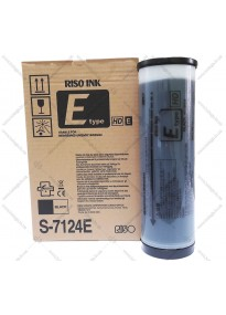 Ink for duplicator RISO RZ/EZ/MZ BLACK S-4253E