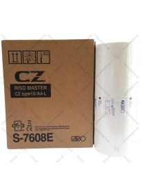 Мастер-пленка для ризографа RISO CZ  S-7608E